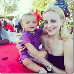 angela Unkrich Alfonso ribeiro wife picture