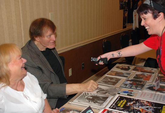 Diane Rogers- Actor Richard Kiel's Wife (bio, wiki, photos)