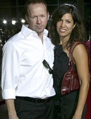 Donnie Wahlberg Wife And Kids