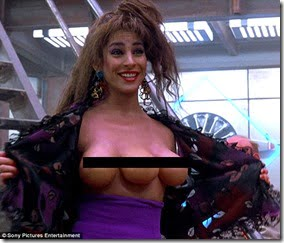 three breasted woman 1990 total recall