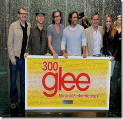 Brad Falchuk Glee pic