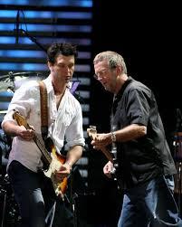 Doyle Bramhall Eric Clapton