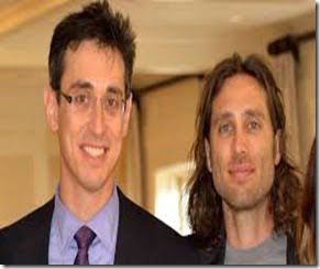 Evan Falchuk Brad Falchuk brother pic
