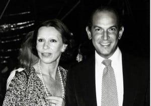 Francoise dе Langlade oscar de la renta wife photos'