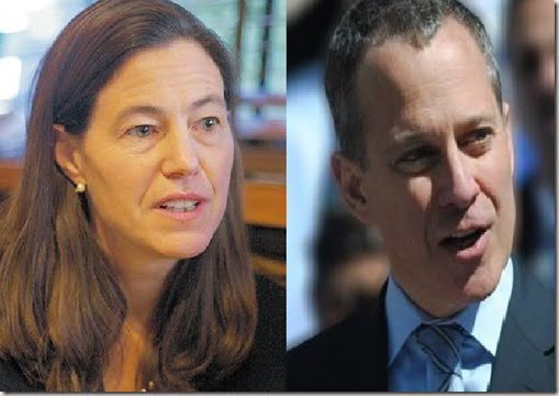 Jennifer Cunningham: NY State Attorney General Eric Schneiderman's Ex-Wife