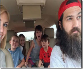 Jessica Robertson Jep Robertson wife-photo