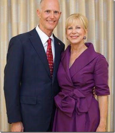 Ann Scott: Florida Governor Rick Scott's Wife