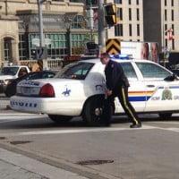 Canadian Parliament Shooting