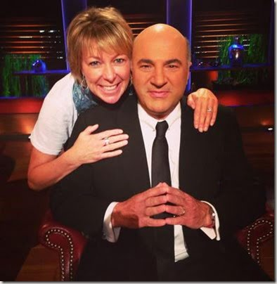 Kevin o leary and wife