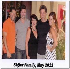 Adam Sigler Jamie Lynn Sigler brother pictures