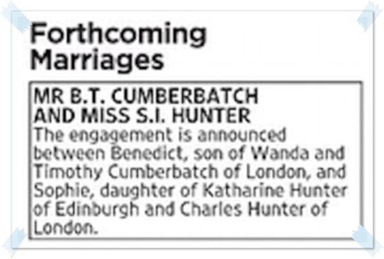 Benedict_Cumberbatch_Megan_Hunter_engagement