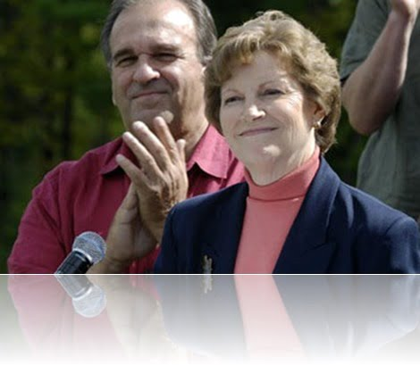 Jeanne Shaheen husband William Bill Shaheen pics