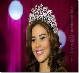 Maria Jose Alvarado Miss Honduras 2014 photo