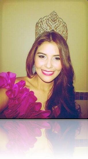 Maria Jose Alvarado Miss Honduras 2014