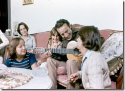 Roberto Gomez Bolanos children pic
