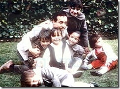 Roberto Gomez Bolanos children