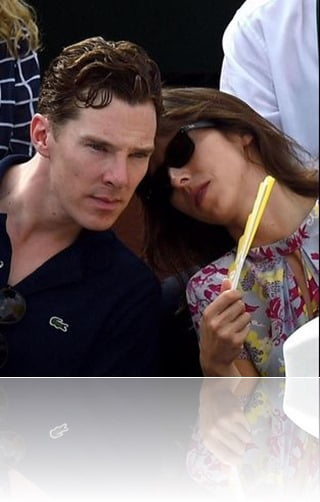 Sophie Hunter Benedict Cumberbatch photos