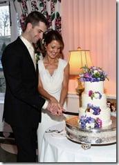 Tom Cotton Anna Peckham wedding pic