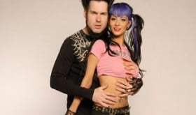 Wayne Static wife Tera Wray-pictures