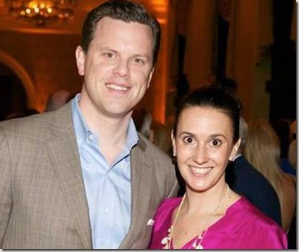 Christina Geist TV Host Willie Geist's Wife