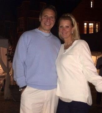 Chef Sandra Lee: NY Governor Andrew Cuomo's Girlfriend