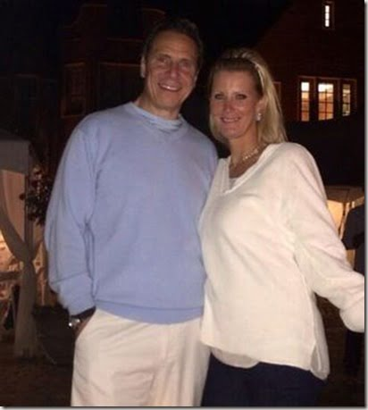 Is governor cuomo still dating sandra lee