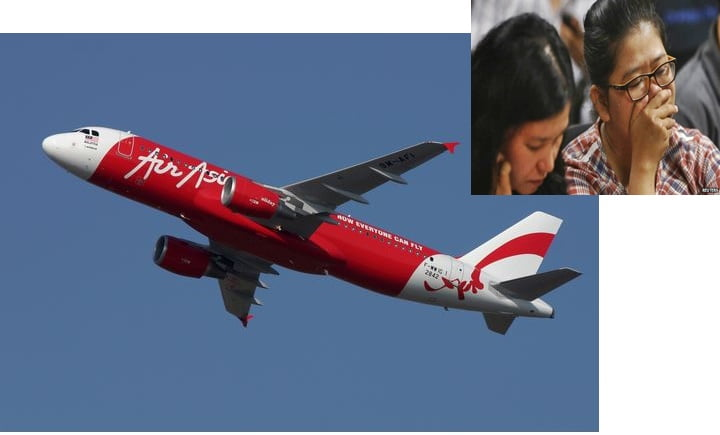 AirAsia flight QZ8501 Crash