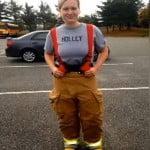 Amanda  Holley NJ police recruit-photo