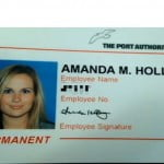 Amanda  Holley NJ port authority police recruit-photos