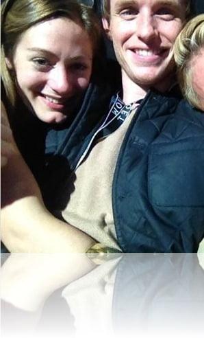 Hannah Bagshawe Eddie Redmayne girlfriend-pictures