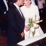 Joe Gonzalez Sofia Vergara wedding photo