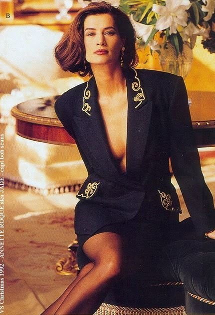 Matt Lauer Bio >> Annette Roque: Matt Lauer's Model Wife (bio, wiki, photos)