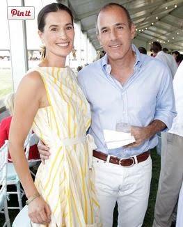 Annette Roque: <b>Matt</b> <b>Lauer</b>&#39;s Model Wife (bio, wiki, photos)