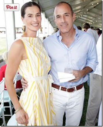Annette Roque: Matt Lauer's Model Wife