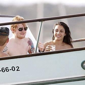 Ed sheeran dating athina andrelos wikipedia