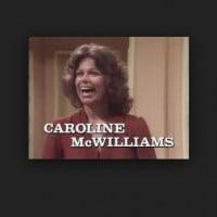 Caroline McWilliams