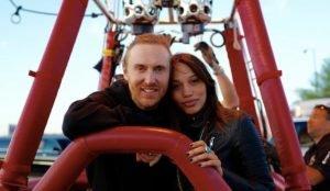 Jessica Ledon DJ David Guetta's Model Girlfriend