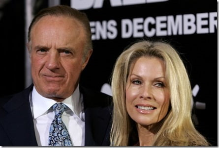 James Caan wife Linda Stokes
