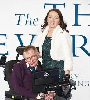 Jane Wilde Hawking Stephen Hawking's First wife