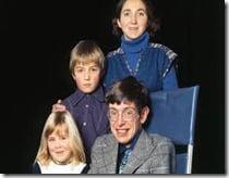 Lucy Hawking Stephen Hawking daughter photo