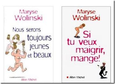 Maryse  Wolinski books picture