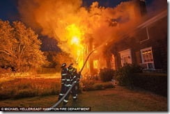Peter Smith Thomas Gilbert Jr. house fire pic