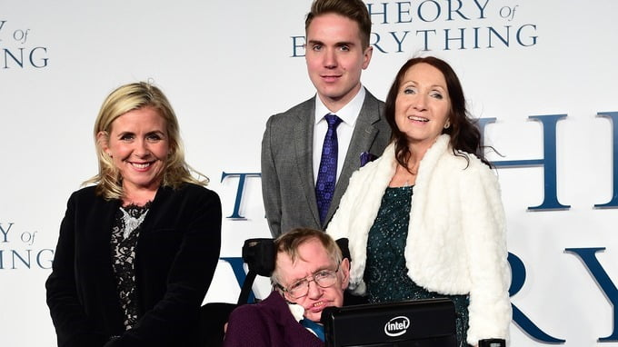 Lucy Hawking  Professo...