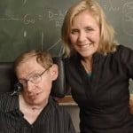 Stephen Hawking daughter Lucy Hawking