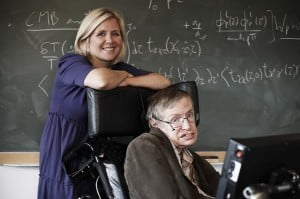 Lucy Hawking Professor Stephen Hawking's Daughter