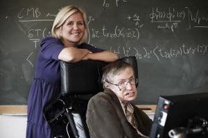 Lucy Hawking Professor Stephen Hawking's Daughter
