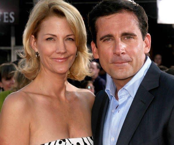 Louise Linton Family >> Nancy Carell: Steve Carell's Wife (Bio, Wiki)