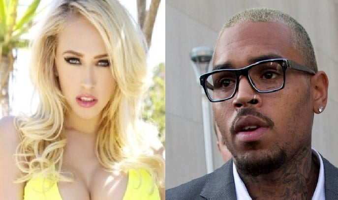 chris brown porn star