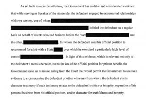 sheldon silver court documents