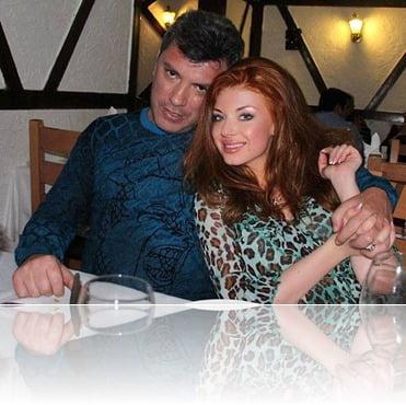 Boris Nemtsov girlfriend